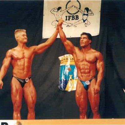 Juniorské misrtovství světa 1993 Španělsko Ali Cante